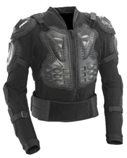 Fox Titan Protektorenjacke Front