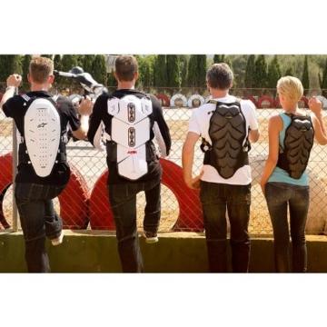 Safe Max Rückenprotektor Gruppe von Menschen